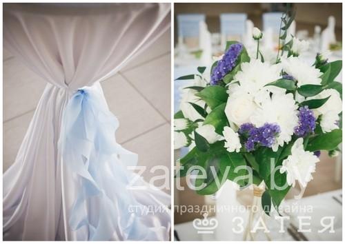 Цветы на свадьбе в Витебске