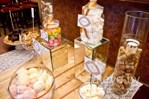 кэнди бар на свадьбе витебск