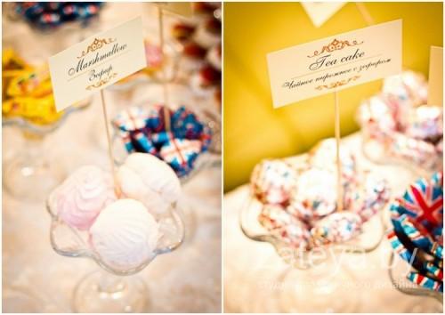 candy-bar на свадьбе в Витебске