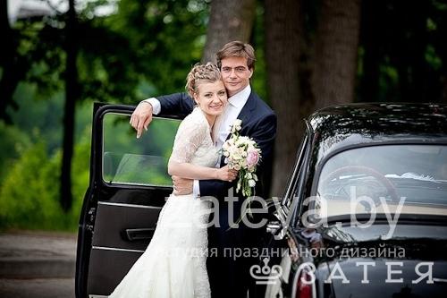 Свадьба англичан в Витебске