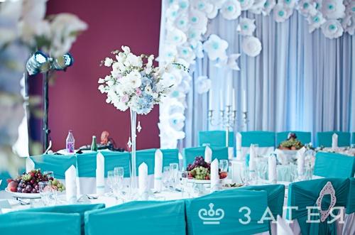роскошная флористика на свадьбе