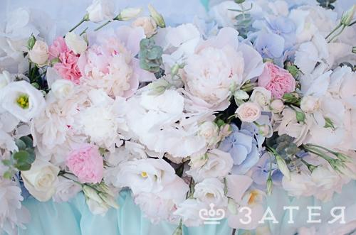 цветочные композиции с пионами