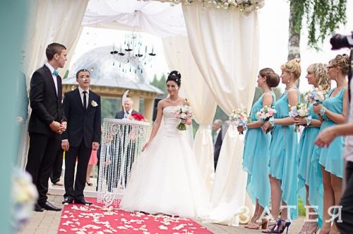 роскошная свадьба в витебске