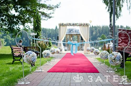 шатер на свадьбу в Витебске