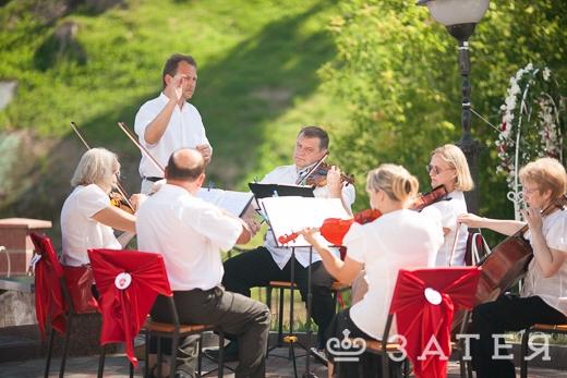 оркестр на свадьбе