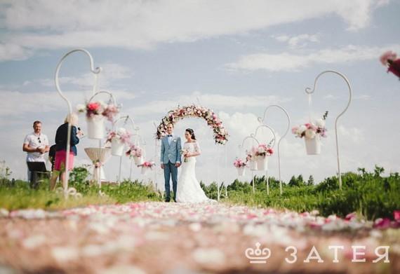 винтажная свадьба витебск