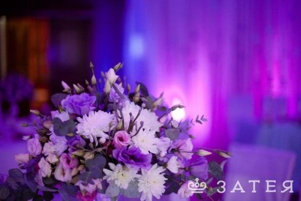 свадебная флористика затея