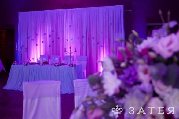 оформление свадьбы витебск
