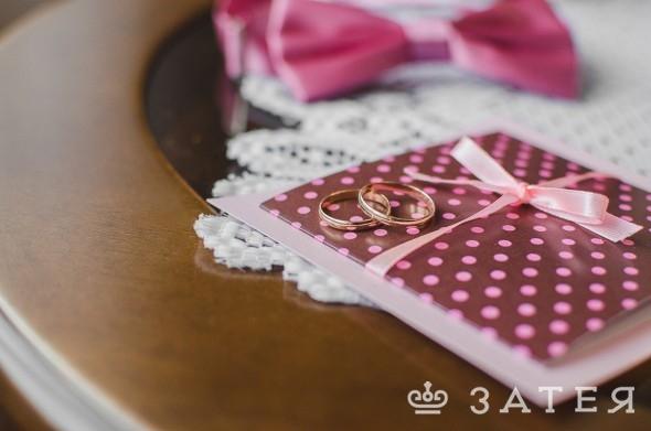 розово коричневая свадьба