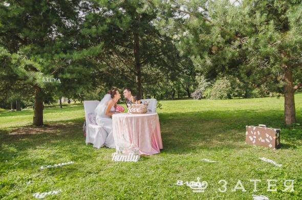свадьба в ботаническом саду витебск