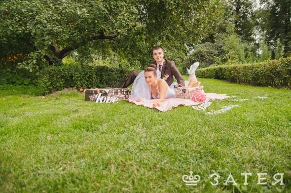 яблоневый сад фотосессия витебск
