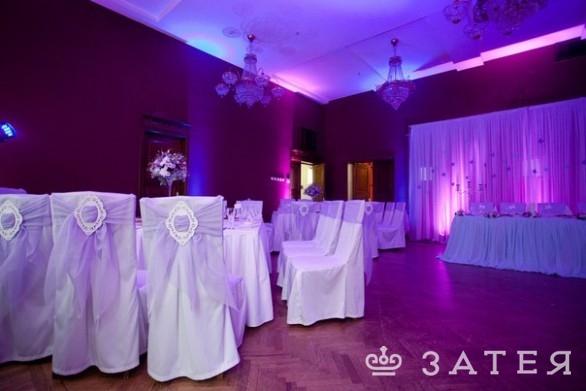 декораторы на свадьбе затея
