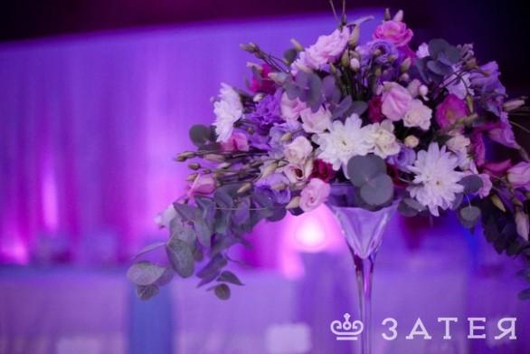 живые цветы на свадьбе витебск