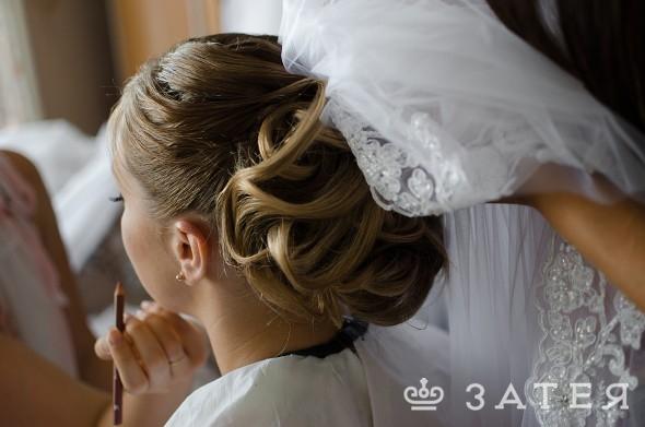 свадебный make up витебск