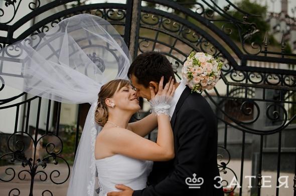 заказать свадебный букет