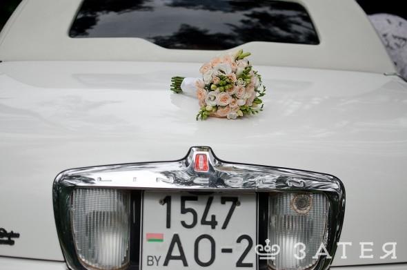 свадебный букет купить с доставкой