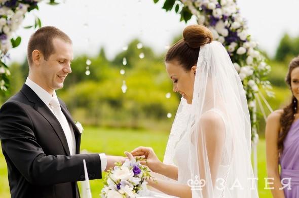 официальная регистрация брака на выезде