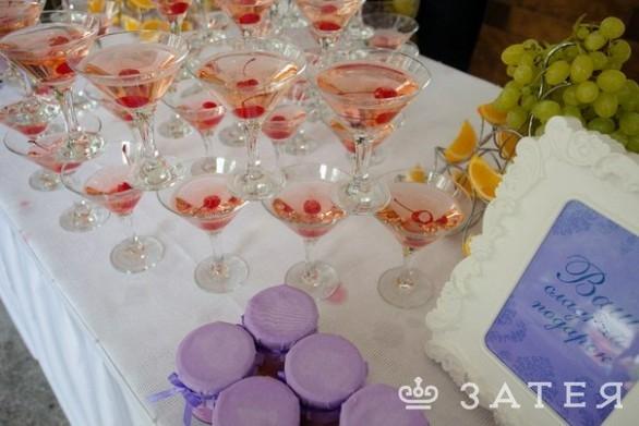 выездной бар на свадьбе в витебске