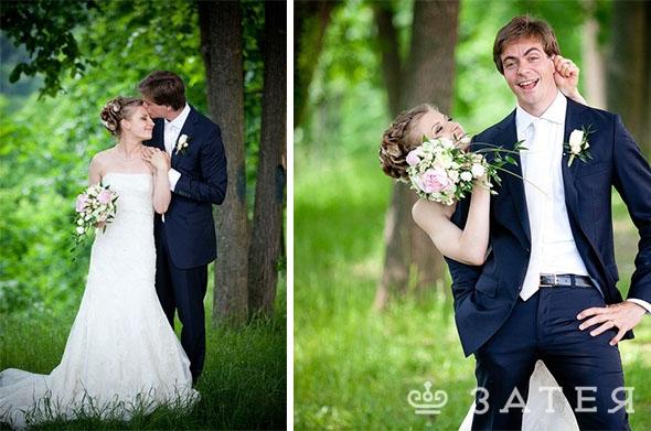 элитный букет невесты