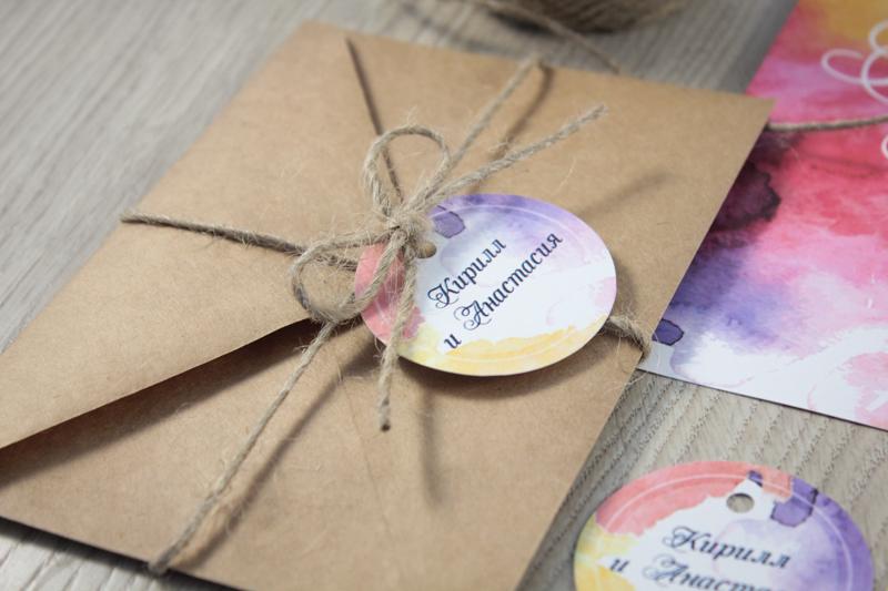 Надо ли подписывать подарок на свадьбу 4
