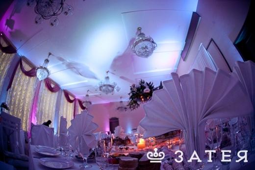 подсветка зала в Витебске