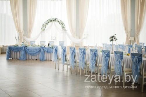 Декор свадьбы в Витебске