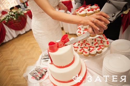 свадебный торт заказать в Витебске
