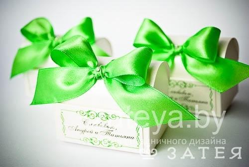 свадебные бонбоньерки заказать в витебске