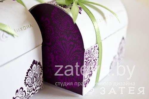 эксклюзивные свадебные бонбоньерки