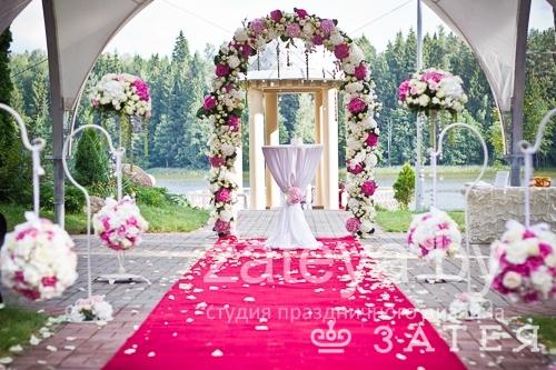 свадебная арка витебск