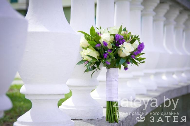 букетик для невесты на свадьбу