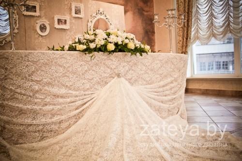 оформление свадьбы в итальянском стиле