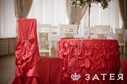 драпировки на свадьбе витебск