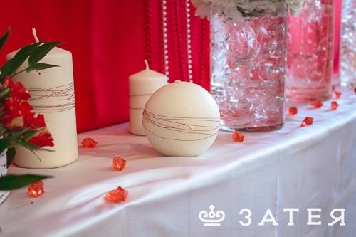 декоративные элементы на свадьбе в витебске