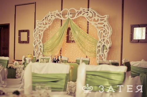 свадебная арка в Витебске