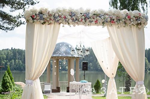 свадьба у тиффани