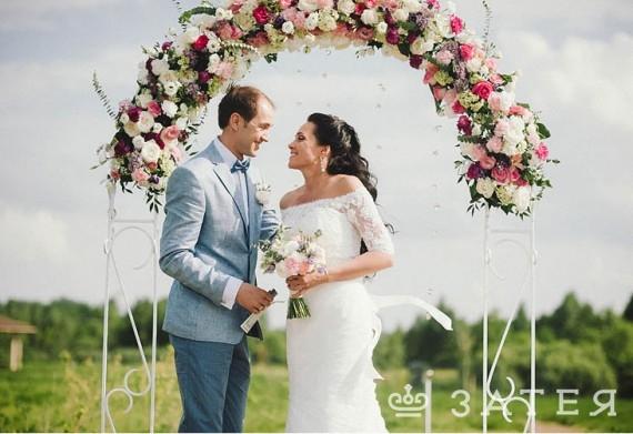 красивая свадьба витебск
