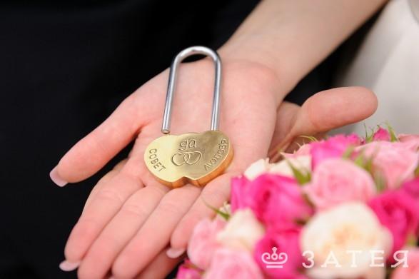 свадебный замочек купить