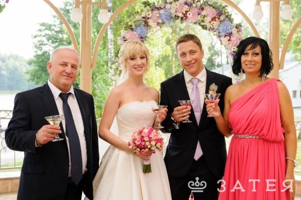 фотографии с гостями на свадьбе