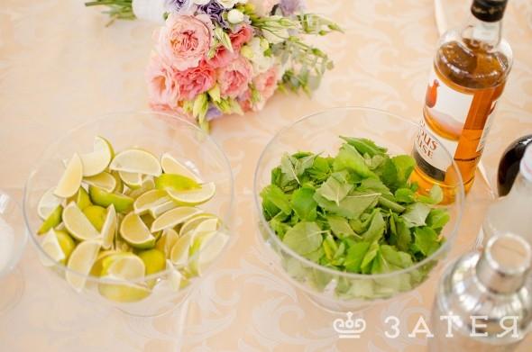 бар на свадьбе