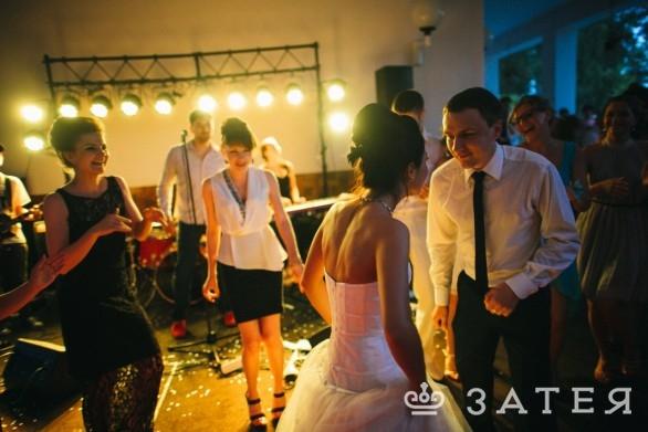 шоу на свадьбе витебск