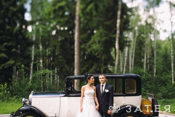 тематическая свадьба заказать