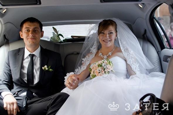 лимузин на свадьбу в Витебске