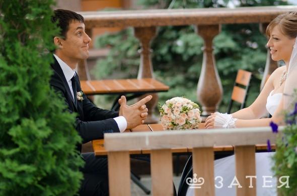 съемка свадебного дня в Витебске
