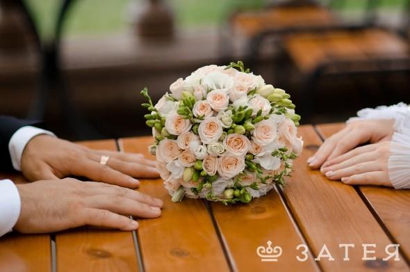 свадебный букет под заказ