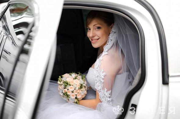 свадебный кортеж в витебске