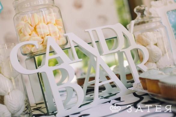 кэнди бар заказать на свадьбу