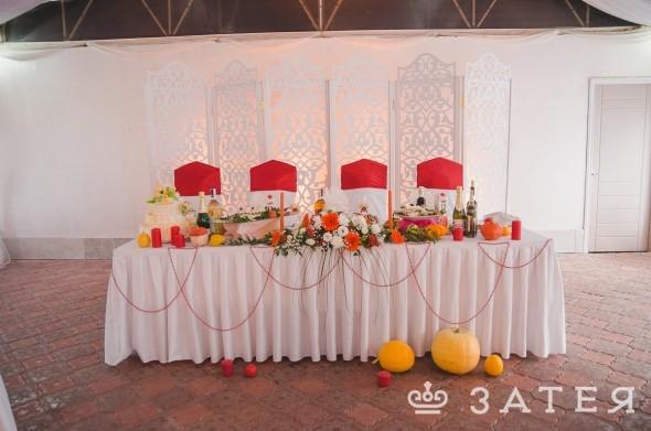 осенняя свадьба в закольцово витебск