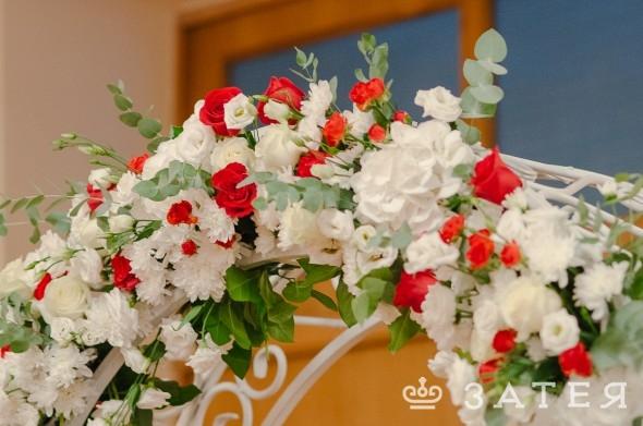 заказать флориста на свадьбу в Витебске