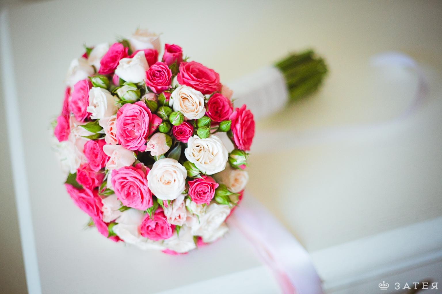 популярный букет невесты